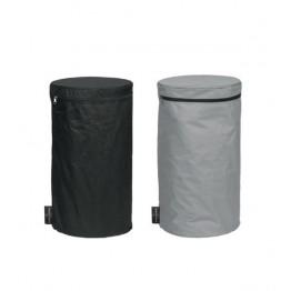 Invelitoare PVC pentru spatiu stocare butelie (masuta laterala) 10,5kg neagra