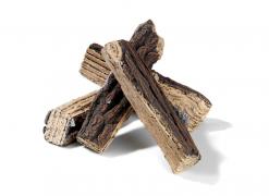 Busteni de lemn - o bucata