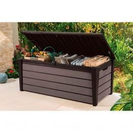 Cutie Depozitare 120 Brush Deck Box Maro