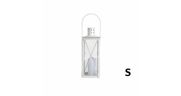 Lampa alba S