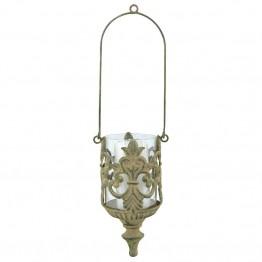 Lampa suspendata din metal antichizat
