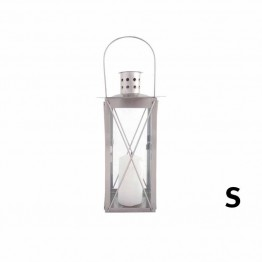 Lampa din otel inoxidabil 25cm