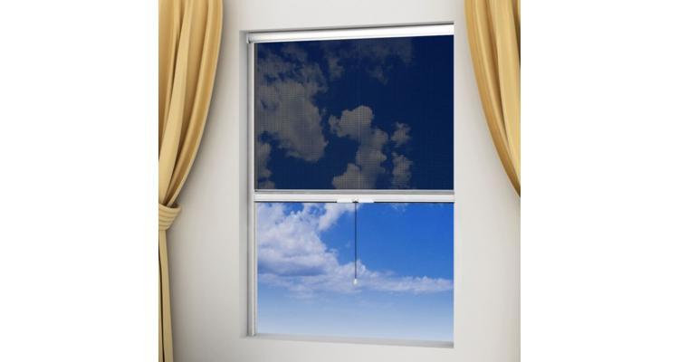 Plasă tip rulou pentru ferestre împotriva insectelor 100 x 170 cm imagine 2021 kivi.ro