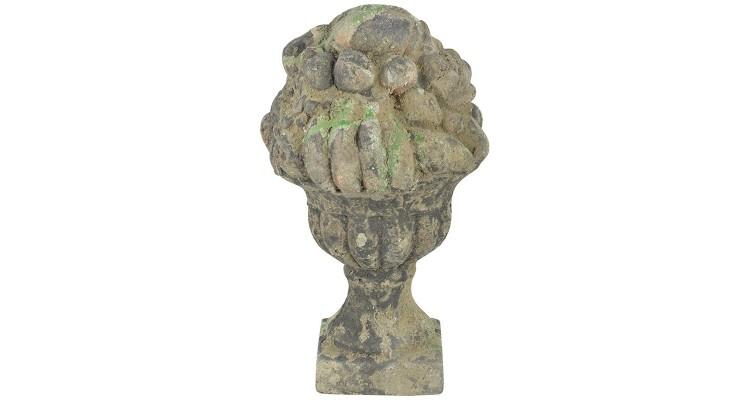 Ornament Cos cu Fructe Moss Godet poza kivi.ro