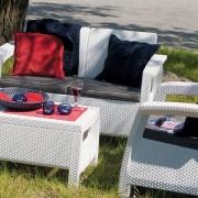 Set mobilier de gradina Corfu