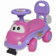 Masina de joaca pentru copii, roz-violet