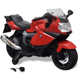 Motocicleta electrica pentru copii BMW 283, 6V, rosu