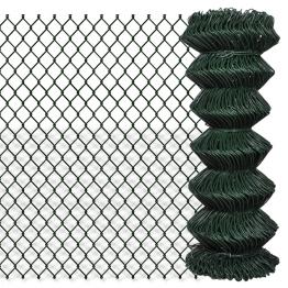 Gard lant 1 x 15 m, Verde