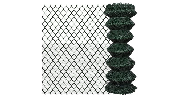 Gard lant 1 x 25 m, Verde poza kivi.ro