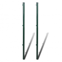 Stalp pentru gard/ plasa, 175 cm, 2 bucati