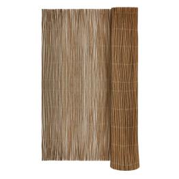 Gard delimitator din lemn de salcie 120 x 500 cm