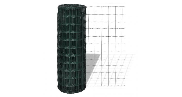 Plasa Eurofence, 25 x 1,0 m cu ochiuri 100 x 100 mm imagine 2021 kivi.ro