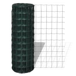 Plasa Eurofence, 25 x 1,2 m cu ochiuri 100 x 100 mm