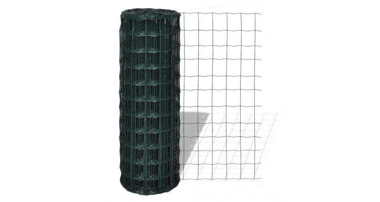 Plasa Eurofence, 25 x 1,5 m cu ochiuri 100 x 100 mm