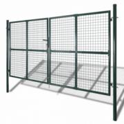 Poarta din plasa pentru gradina 289 x 200 cm / 306 x 250 cm