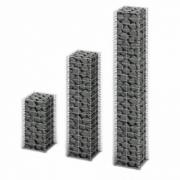 Set 3 gabioane din sarma galvanizata marimi diferite
