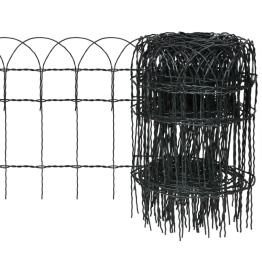 Plasa gard decorativa 10 x 0,4 m