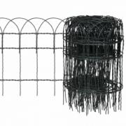 Plasa gard decorativa 25 x 0,4 m