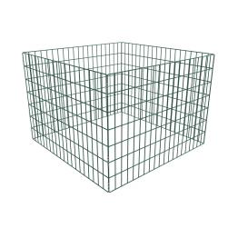 Plasa pentru stocarea frunzisului 100 x 100 x 70 cm