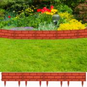 Gard pentru peluza Model caramida 11 buc