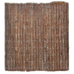 Gard din scoarta 400 x 100 cm