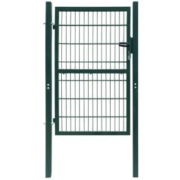 Poarta 2D pentru tarc, 106 x 170 cm, verde