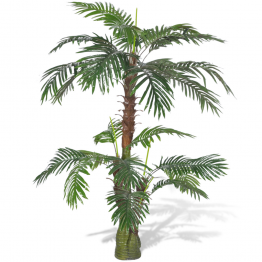 Palmier Cycas artificial cu aspect natural 150 cm