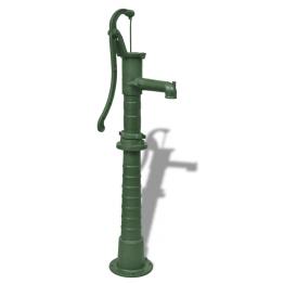 Pompa manuala pentru gradina cu suport