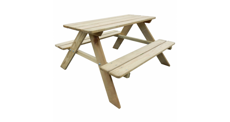 Masa de picnic pentru copii 89 x 89,6 x 50,8 cm 41701