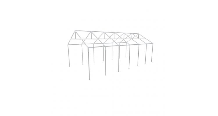 Structura de otel pentru Cort pentru reuniuni 12 x 6 m poza kivi.ro