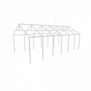 Structura de otel pentru Cort pentru reuniuni 12 x 6 m