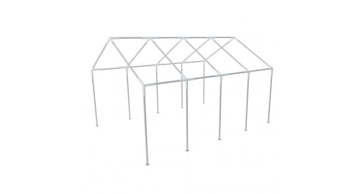 Cadru din otel pentru cort pentru petreceri 8 x 4 m