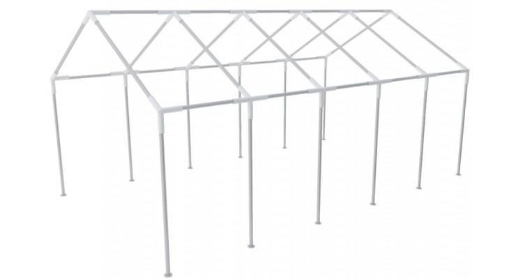Cadru din otel pentru cort pentru petreceri,10 x 5 m