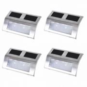 4 x spoturi solare pentru scari