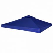Acoperis pavilion rezistent la apa 270 g/m?/3 x 3 m, Albastru inchis