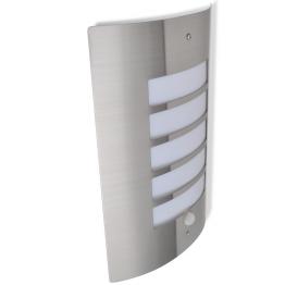 Aplica perete cu senzor de miscare din otel inoxidabil