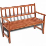 Banca din lemn pentru gradina clasica
