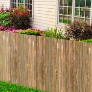 Gard din bambus 150 x 400 cm
