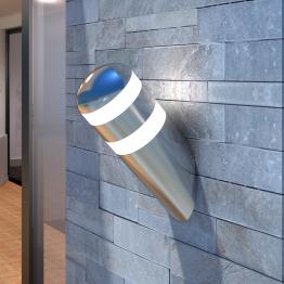 Lampa de perete din otel inoxidabil 24 LEDuri