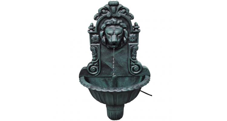 Cismea decorativa cu cap de leu