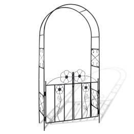 Poarta cu arc pentru gradina