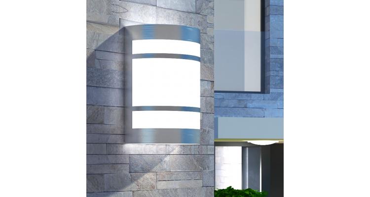 Corp de iluminat exterior de perete, otel inoxidabil imagine 2021 kivi.ro