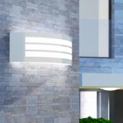 Corp de iluminat exterior de perete, otel inoxidabil