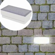 Corp de iluminat incastrabil cu LED 100 x 200 x 68 mm, 2 buc.