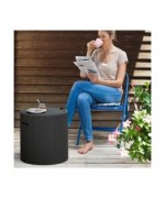 Scaun/Masuta de bar Cool Stool Antracit
