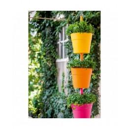 Set ghivece suspendate Rainbow Planter - Curcubeu