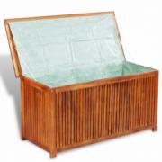 Cutie de depozitare din lemn de salcam