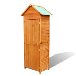 Dulap din lemn pentru gradina
