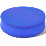 Folie pentru piscina rotunda din PE 90 g/mp 335 cm