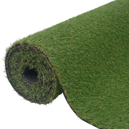 Gazon artificial 1 x 10 m/20-25 mm, Verde